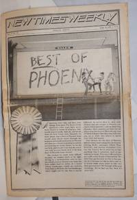 New Times Weekly: vol. 10, #35, Mar. 28 - April 3, 1979: Best of Phoenix issue