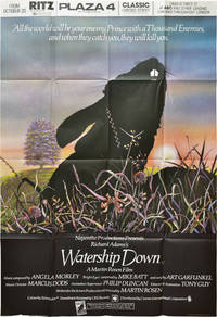 image of Watership Down (Original British poster for the 1978 film)