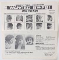 image of Wanted by FBI: Luis Rosado