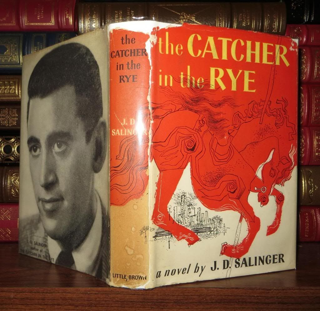 the use of violence in j d salingers the catcher in the rye In a vacuum, the catcher in the rye is a pretty straightforward story– not   probable that the cia often does use other means for assassination triggers   even if the book glorified violence, jd salinger would not be to blame.