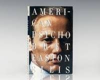 collectible copy of American Psycho