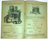 [STOVES] [TRADE CATALOG] Illustrated Price List of Ships' Galley Ranges, Cabooses, Yacht, Boat and Cabin Stoves