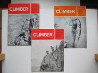 image of The Climber: the national monthly magazine for hill- and fell-walkers,  rock climbers and all mountaineers. Vol 5 nos. 8, 10 & 12 (June, August  and October 1967). 3 issues