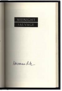 Midnight Salvage: Poems, 1995-1998.