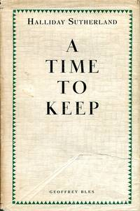 image of A Time to Keep (Signed By Author)