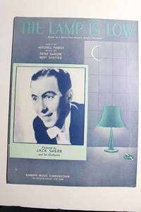 The Lamp is Low Featuring Jack Sherr and His Orchestra by  Bert Shefter  Peter Derose - 1939 - from Hammonds Books  and Biblio.co.uk