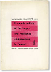 image of Economic Activity of the Supply and Marketing Co-Operatives in Poland