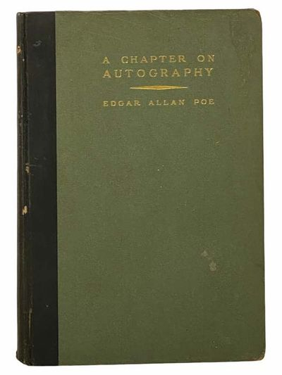 New York: The Dial Pres, 1926. Limited Edition. Hard Cover. Good/No Jacket. Limited edition. Numbere...
