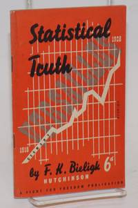 image of Statistical truth; preface by George Gibson. Translated from German by E. Fitzgerald
