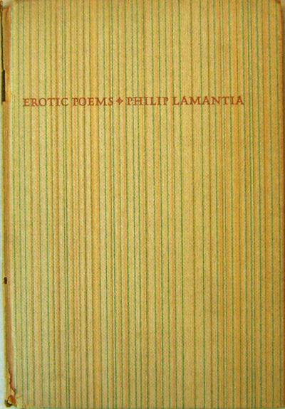 Berkeley: Bern Porter, 1946. First edition. Hardcover. Good. 8vo. 42 pp. First edition of the poet's...