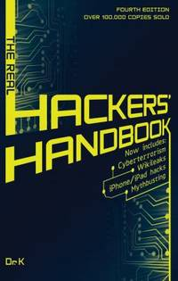 Hackers' Handbook by K - Paperback - 2011 - from ThriftBooks (SKU: G1847328253I4N00)
