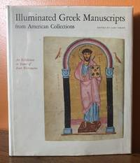 ILLUMINATED GREEK MANUSCRIPTS from American Collections
