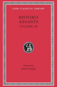 The Scriptores Historiae Augustae: v. 3
