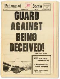 Muhammad Speaks - Vol.8, No.1 (September 20, 1968)