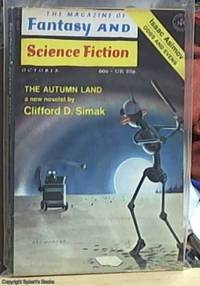 Fantasy and Science Fiction; Volume 41 Number 4, October 1971 by  Edward L. -- Editor Ferman - Paperback - First Edition - 1971 - from Syber's Books ABN 15 100 960 047 (SKU: 0110296)