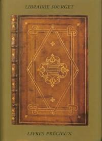 Catalogue 28: Manuscrits Enlumines et Livres Precieux, 1235-1932
