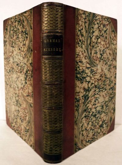 London: Rodwell & Martin, 1825. First edition. board_book. Contemporary half red morocco and marbled...