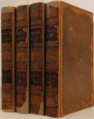 4 volumes. xxxii+483 pages with frontispiece, folding map and tables. x+504 pages with frontispiece ...