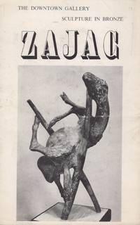 Jack Zajac: Sculpture in Bronze