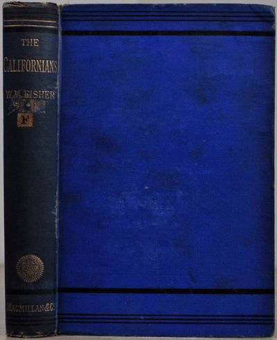 London: Macmillan and Co., 1876. Book. Good+ condition. Hardcover. First Edition. 12mo - over 6¾ - ...