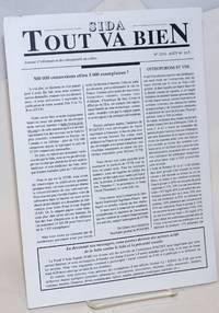 SIDA Tout va Bien: journal d\'information des seropositifs en colere; no. 32/33 Aout 99