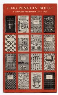 King Penguin Books: A Complete Descriptive List 1950