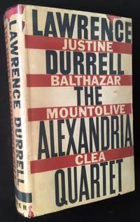 The Alexandria Quartet (Justine/Balthazar/Mountolive/Clea)