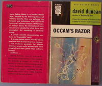 OCCAM'S RAZOR by  David Duncan - Paperback - PBO - 1957 - from CHRIS DRUMM BOOKS and Biblio.co.uk