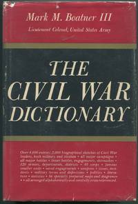 image of The Civil War Dictionary