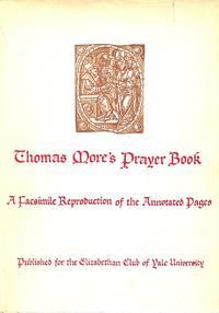 THOMAS MORE'S PRAYERBOOK.