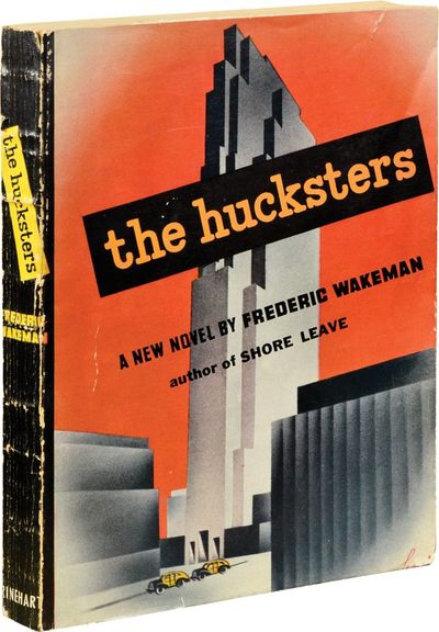 New York: Rinehart, 1946. First Edition. First Edition. ADVANCE COPY in wrappers with French flaps. ...