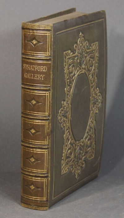 New York: D. Appleton & Co, 1859. First edition, imperial 8vo, pp. 302; iIllustrated with 45 fine en...
