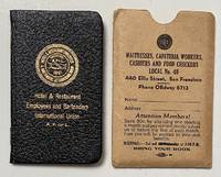 image of Membership card and monthly stamp book