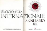 Enciclopedia internazionale. Annuario 1979.