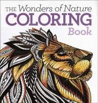 Wonders Of Nature Coloring Book