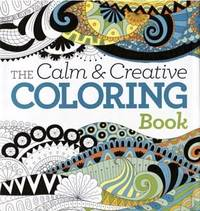 Calm & Creative Coloring Book