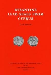 Byzantine Lead Seals from Cyprus, VOL. 1