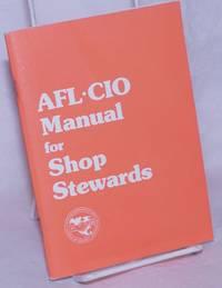 image of AFL-CIO manual for shop stewards