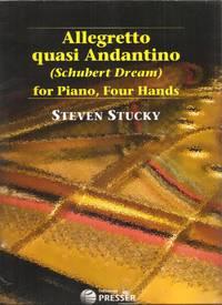 Allegretto Quasi Andantino (Schubert Dream) for Piano, Four Hands