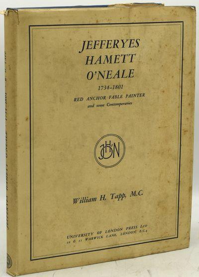 London: University of London Press, 1938. First Edition. Hard Cover. Very Good binding/Good dust jac...