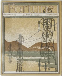 Fortune Magazine.  1936 - 03.
