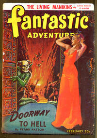 image of Fantastic Adventures: February, 1942