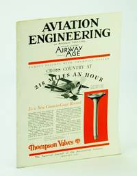 Aviation Engineering and Aircraft Servicing (Magazine), With Which is Consolidated Airway Age - The Technical Journal of the Aeronautical Industry, January (Jan.) 1932 -  The Sperry Automatic Pilot / The Herrick Vertoplane