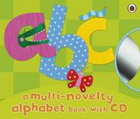 abc (Book & CD) by Ladybird