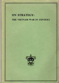 On Strategy: The Vietnam War in Context