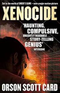 image of Xenocide: Book 3 of the Ender Saga