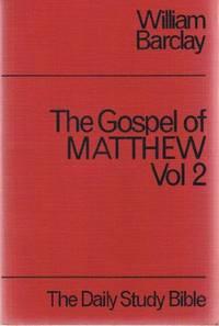 image of Matthew: v. 2 (Daily Study Bible)