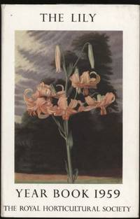 image of Lily Year Book 1959, The; Number Twenty Two