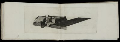 Oblong 4to , (22) total engravings/etchings consisting of (1) f. engraved title, (1) f. engraved fro...