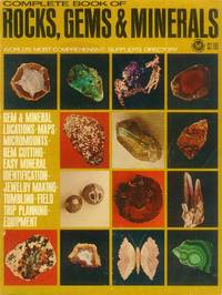 Complete Book of Rocks, Gems & Minerals